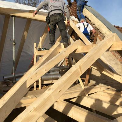 Dach- und Carportarbeiten in Isernhagen (Hannover)