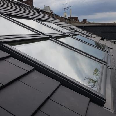 Dachflächenfenster/VeluX